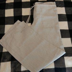 Victoria's Secret linen pants